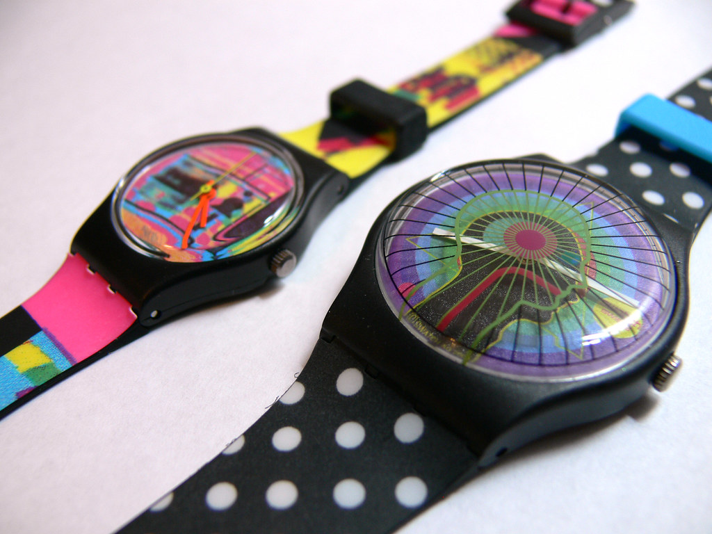 Swatch Spring 2010 Colour Codes Collection by LauraMoncur from Flickr