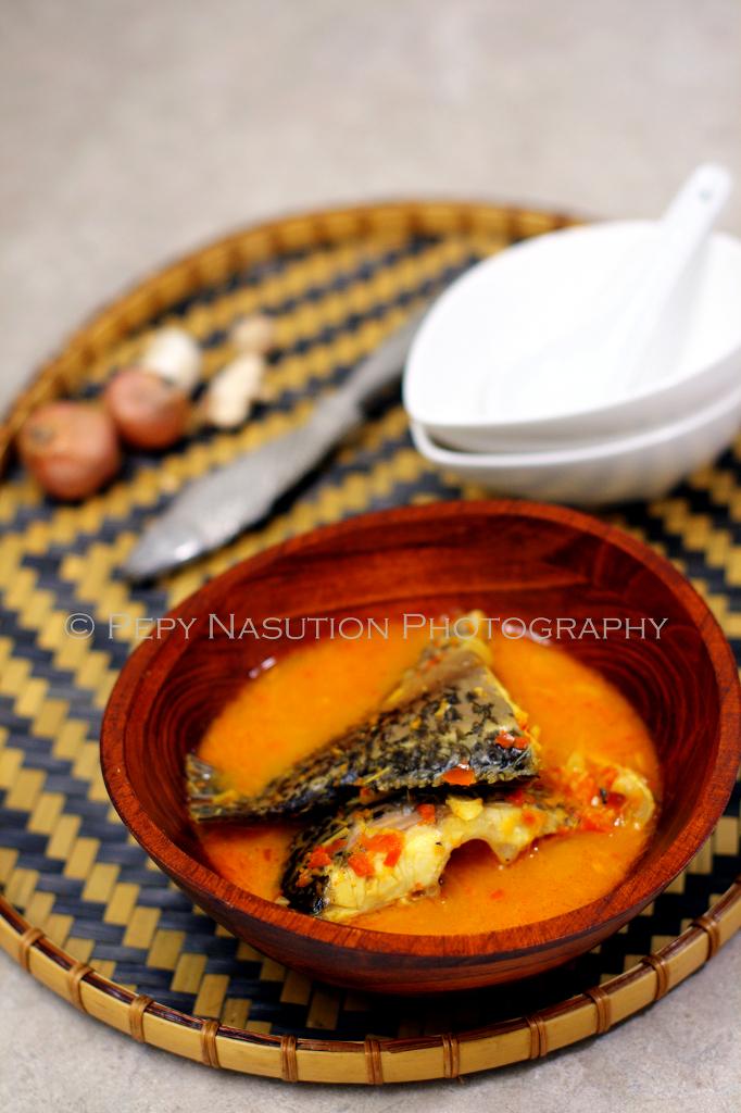Sup Ikan Nila Kuah Pedas - Day 23 of 365