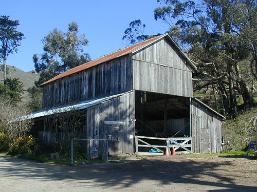Historic Hay Barn
