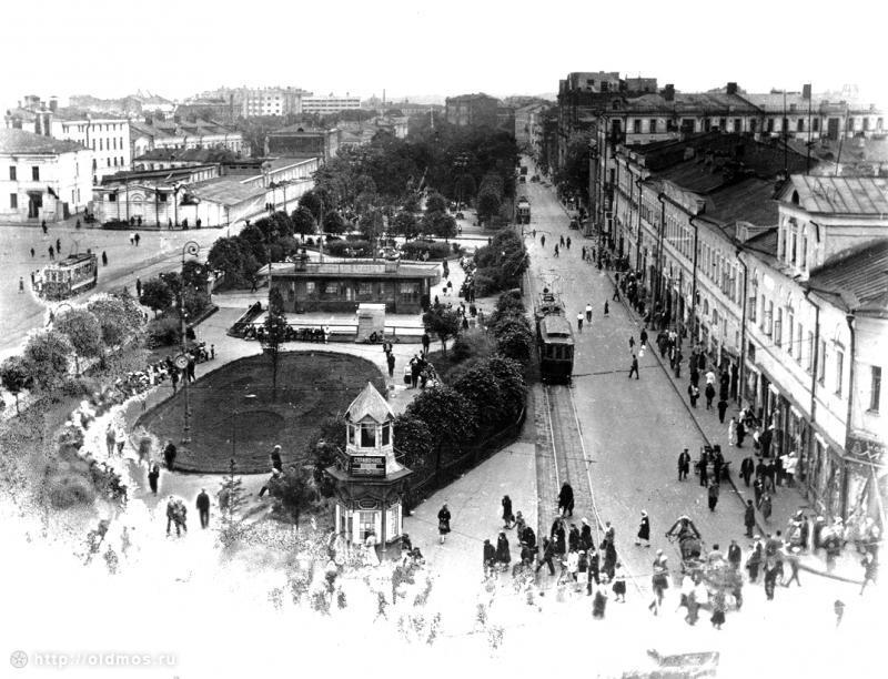 arbat_square_gogol_1933