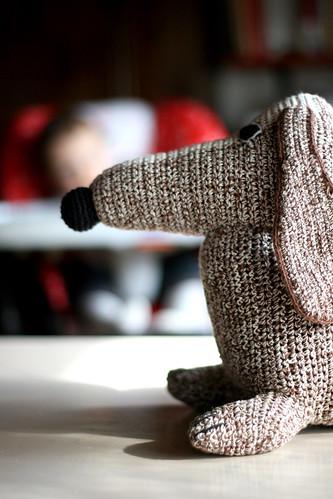 Vicky e il Bassotto Crochet