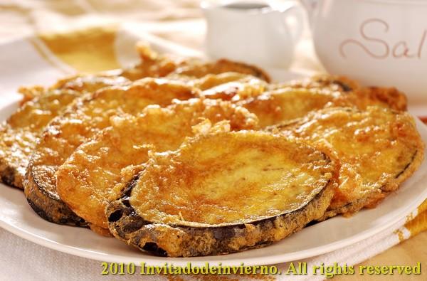 Eggplant beignets 2