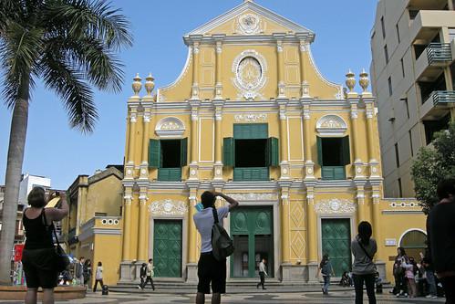 玫瑰聖母堂 Igreja de São Domingos