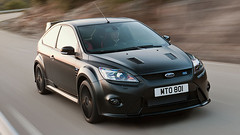 Ford Focus RS500 (Marc Sayce) Tags: black hot ford focus hatch 500 limited edition rs rs500