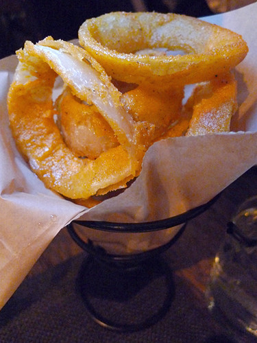 Onion Rings @ Akasha