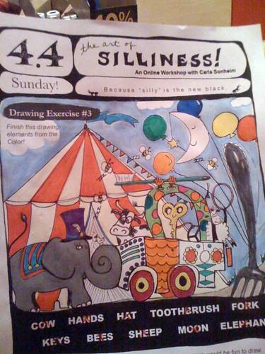 4.4 Silliness