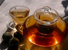 Instead of your usual tea, try green tea
