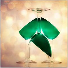 /\\ (Samantha Nicol Art Photography) Tags: life green art texture glass reflections gold still nikon wine upsidedown bokeh samantha nicol