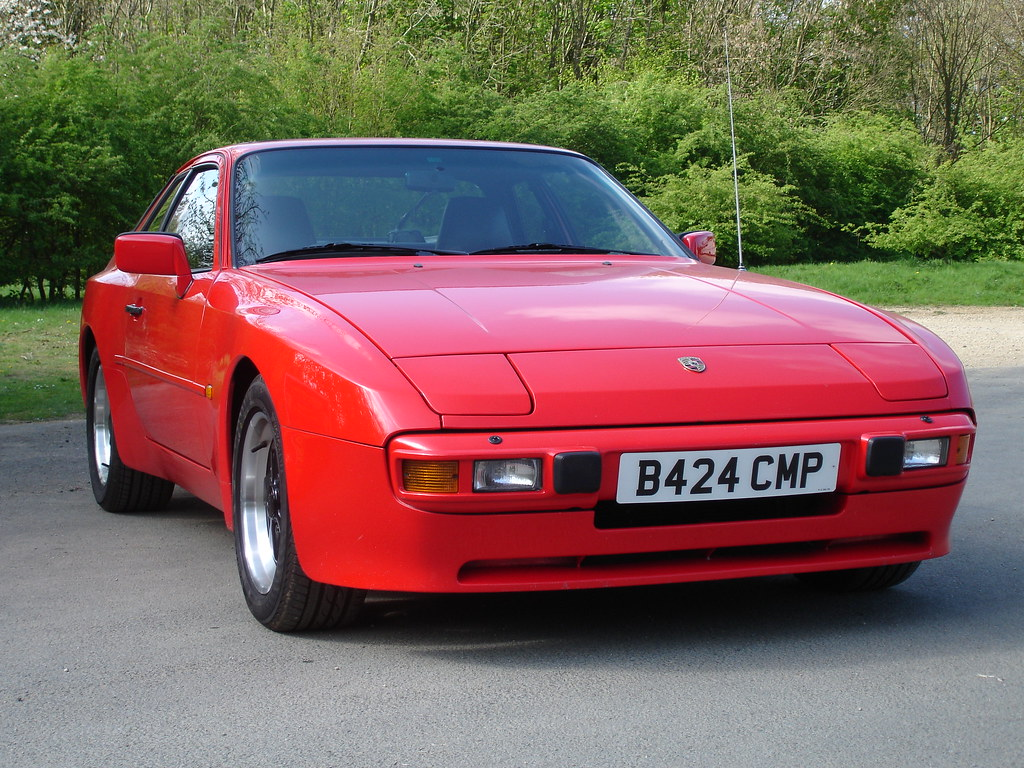 FOR SALE. 1984 PORSCHE 944 LUX
