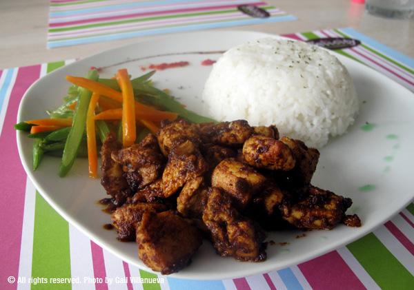 Mi Callia Chicken Masala