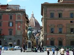 Piazza d. Santissima Annunziata
