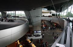Halle der BMW Welt München