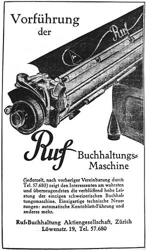 Ruf 193511xx 026 NZZ