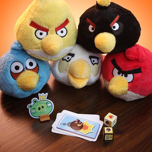 juego de cartas de angy birds 3