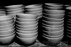 Pottery bowls (G. vila) Tags: handicraft ceramics many crafts objects cups clay pottery bowls stacked receptacle piledup heaped