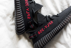 "2017 Adidas Yeezy Boost 350 V2 Black/Red ""Bred"" (dunksrnice) Tags: 2017 wwwdunskrnicenet dunksrnicenet dunksrnice rolotanedojr rtanedojr rolo tanedo jr adidas yeezy boost 350 v2 bred black red"