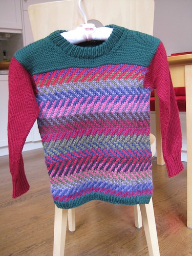 Kiki pullover for Youth drive