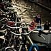 Bicicletas en la orilla