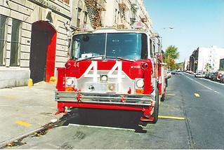 1993 FDNY Tower Ladder 44 Bronx NY