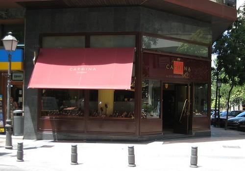 Carmina Salamanca store