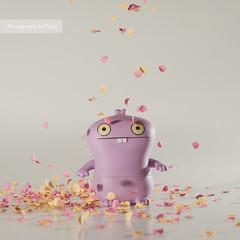 Confetti Babo (14/30) (Morphicx) Tags: pink party canon toy actionfigure 50mm purple action bokeh vinyl confetti ish ugly 5d uglydoll 50 uglydolls babo 30days 5014 ilovebokeh bokehwhores bokehwhore cinnamonrose uglydollsunite cinnamonroseaction uglydollunite