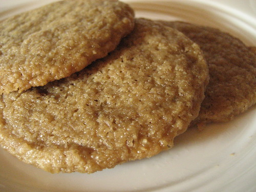 Espresso Walnut Cookies