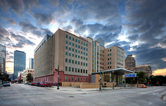 Harris County Juvenile Justice Center