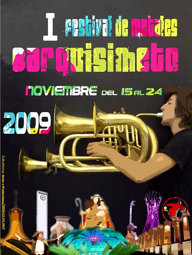 I Festival de Metales Barquisimeto 2009