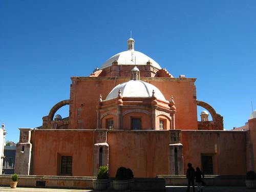 Iglesia en zacatecas