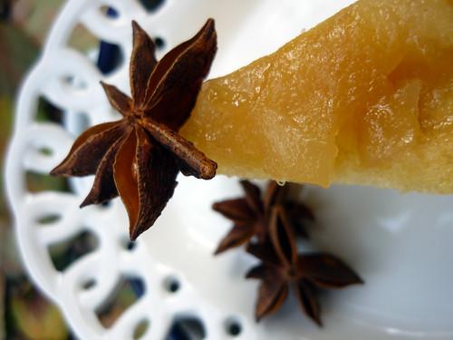 4/4 pere caramellate e anice stellato