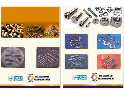 Fasteners like Pop-rivets/Blind Rivets, Rivets, Nut/Bolts, Screws, Washers etc. for Government agencies, Automobile Industries & others.