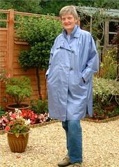 2aa - CPI - 17a (Silver Linings) Tags: mac rubber raincoat rainwear rubberised