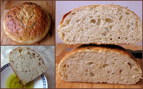 BBAC28 Potato Rosemary Bread