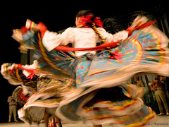 Nogales, Sonora: Jarabe Tapato (johnny lamb) Tags: thanksgiving tourism festival sonora mexico dance traditional nogales bordertown border arts culture folklore olympus musica mariachi turismo frontera baile e410 zd918mm imfoculta