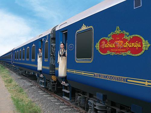 Train - Indian Maharaja (Deccan Odyssey)