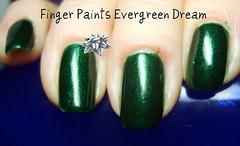Finger Paints Evergreen Dream (ballekarina) Tags: nailpolish fingerpaints evergreendream