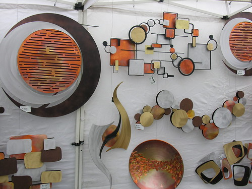 Doug Maders metal art