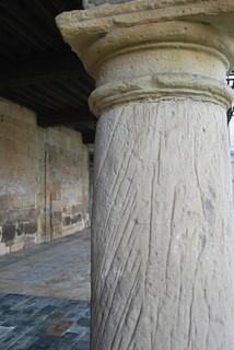 Columna erosionada