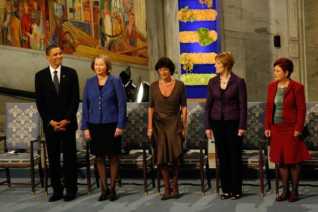 Barack Obama og Den Norske Nobelkomité