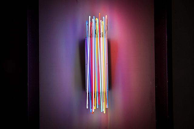 Philip Vaughan  hatchi ni  installed by Phantom Galleries LA