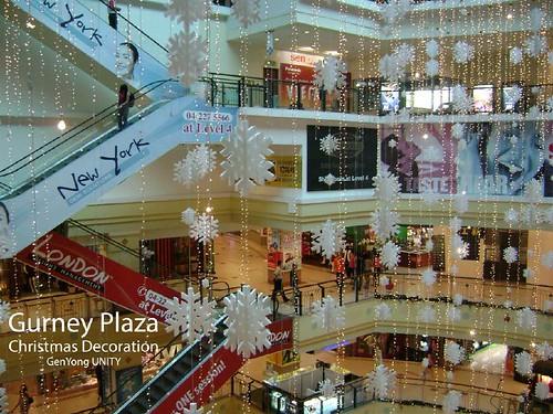 Gurney Plaza Christmas Decoration 2