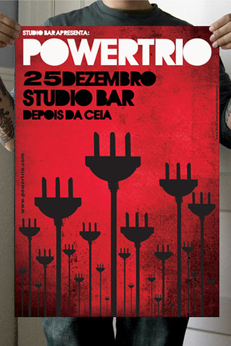 Poster for POWERTRIO