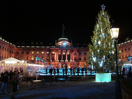 Somerset House Ice Skating 1209 002