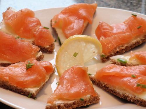 Irish Smoked Salmon