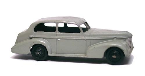 Dinky Oldsmobile