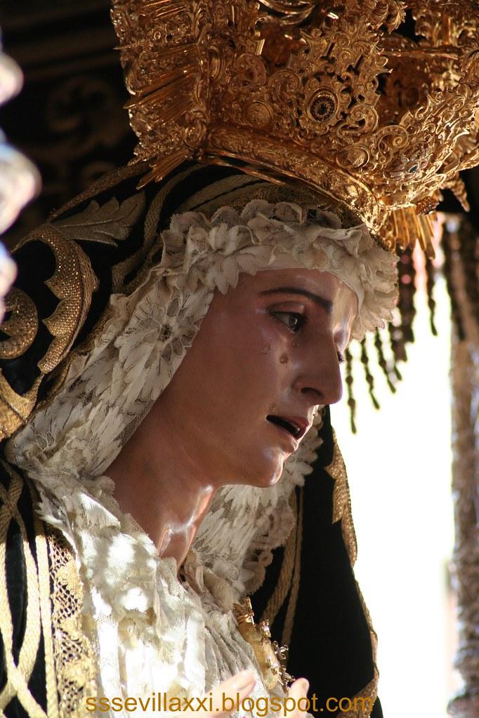 Nuestra Señora de los Dolores. Martes Santo 2009