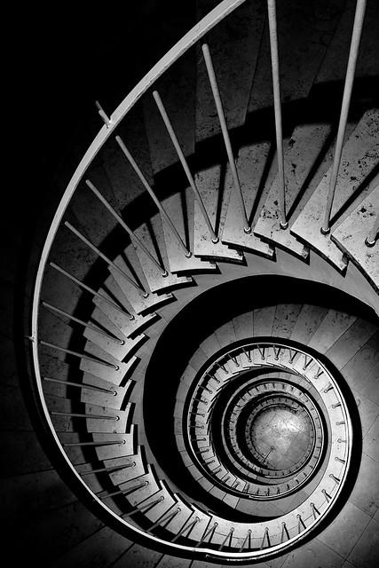 vacuum stairs