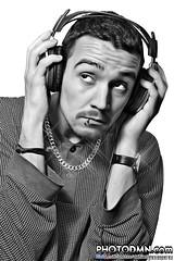 YO DJ (Damin Iglesias Prez | PHOTODMN.com) Tags: boy people music white black guy blanco high nikon dj dynamic gente yo negro pass asturias filter paso chico retouch range alto hdr navia retoque filtro d80