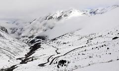 Pas, France (D-A-O 1 Million Views! Thank you!) Tags: road mountain snow france fog clouds de la casa nikon competition winding pas d90 avforums urvision