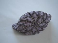Lilac Beaded GAMA-GUCHI